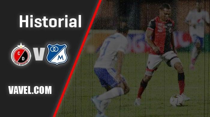 Historial Cúcuta Deportivo vs Millonarios: el conjunto 'albiazul' es apoyado por las estadísticas