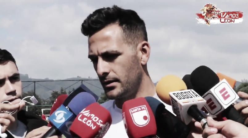 """Matías Ballini: """"Se llevaron un empate y a nosotros nos duele"""""""