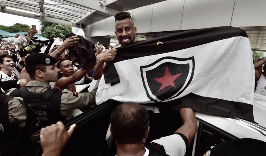 Foto:&nbsp;<span>Josemar Gonçalves/Botafogo-PB</span>