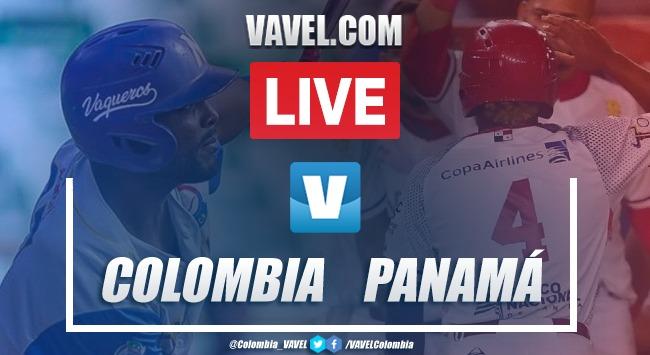 Resumen y carreras: Colombia 0-1 Panamá en Serie del Caribe 2020