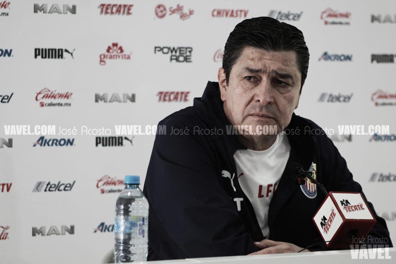 """Luis Fernando Tena: """"Todo lleva un proceso y el equipo va a ir mejorando"""""""