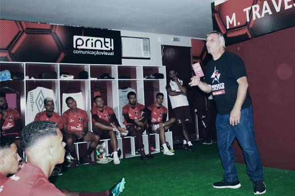 Sindicato dos Atletas de SP realiza palestras nos clubes alertando sobre manipulação de resultados