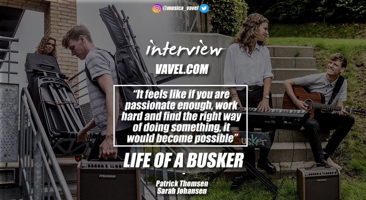 "Interview. Life of a Busker: ""It feels like if you are passionate enough, work hard and find the right way of doing something, it would become possible"""