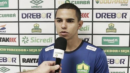 Botafogo-PB aceita proposta e Náutico fecha com volante Djavan