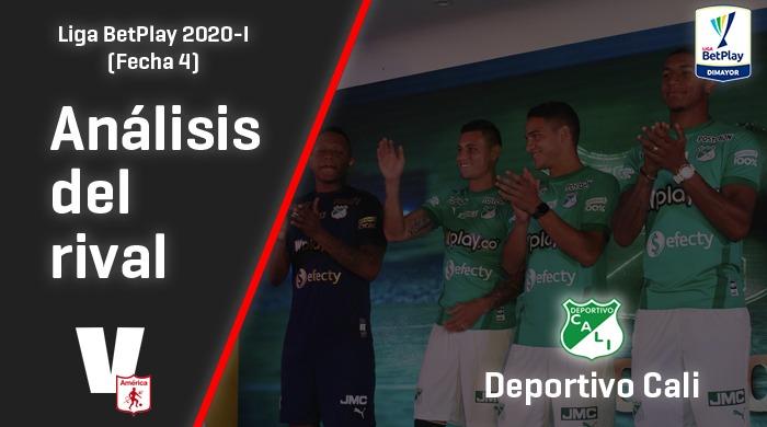 América de Cali, análisis del rival: Deportivo Cali
