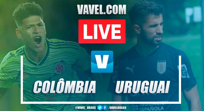 Gols e melhores momentos Colômbia 1x3 Uruguai peloPré-Olímpico Sub 23