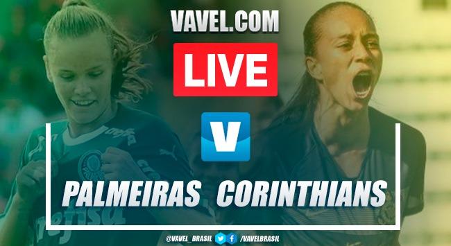 Melhores momentos Palmeiras 1 x 3 Corinthians pelo Brasileirão Feminino 2020
