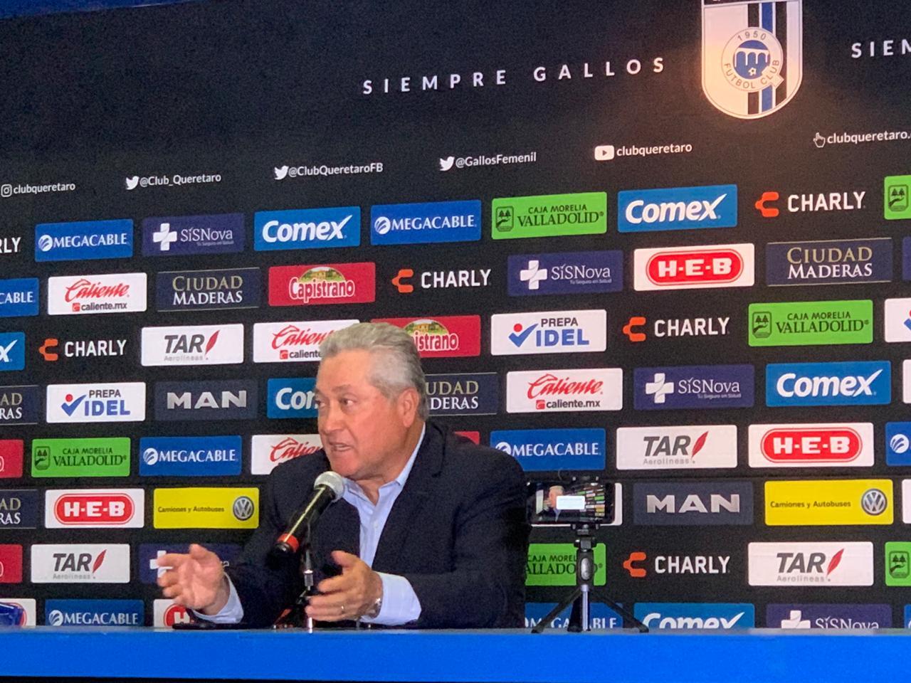 """Víctor Manuel Vucetich: """"La diferencia fue la contundencia"""""""