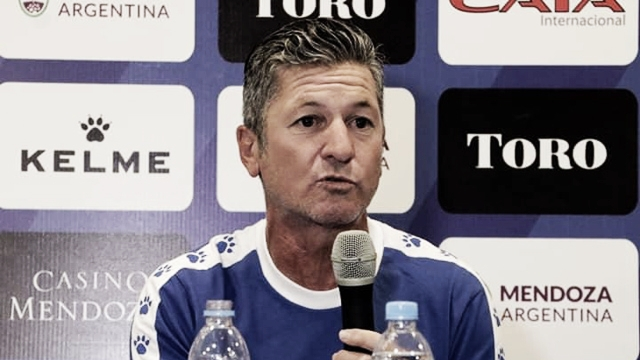 """Mario Sciacqua: """"Fuimos justos ganadores"""""""