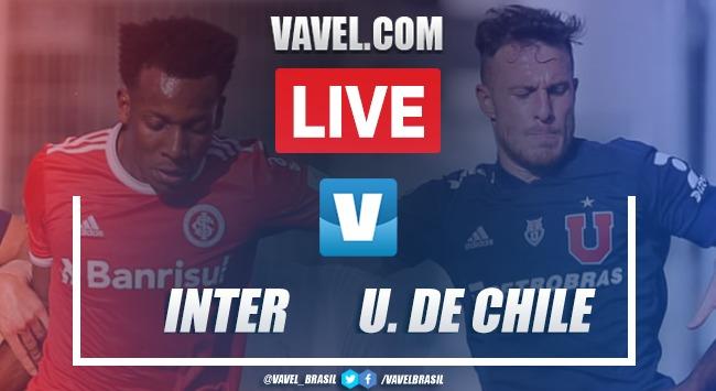 Gols e melhores momentos Inter 2x0 U. de Chile pela Libertadores 2020