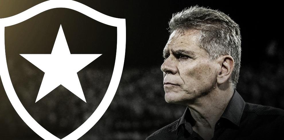 Paulo Autuori é anunciado como novo técnico do Botafogo
