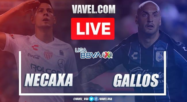 Highlights and goals: Necaxa 2-3 Querétaro on 2020 Liga MX