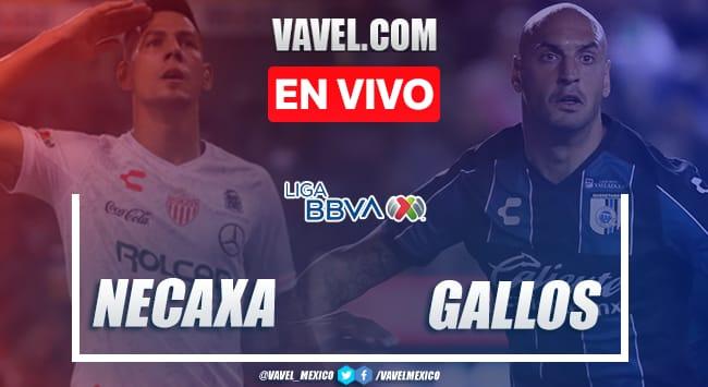 Resumen y goles: Necaxa 2-3 Querétaro en Liga MX 2020