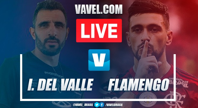 Resumen y goles: Independiente del Valle vs Flamengo en la Recopa Sudamericana 2020 (2-2)