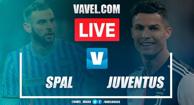 Melhores momentos SPAL 1 x 2 Juventus pelo Campeonato Italiano 2020