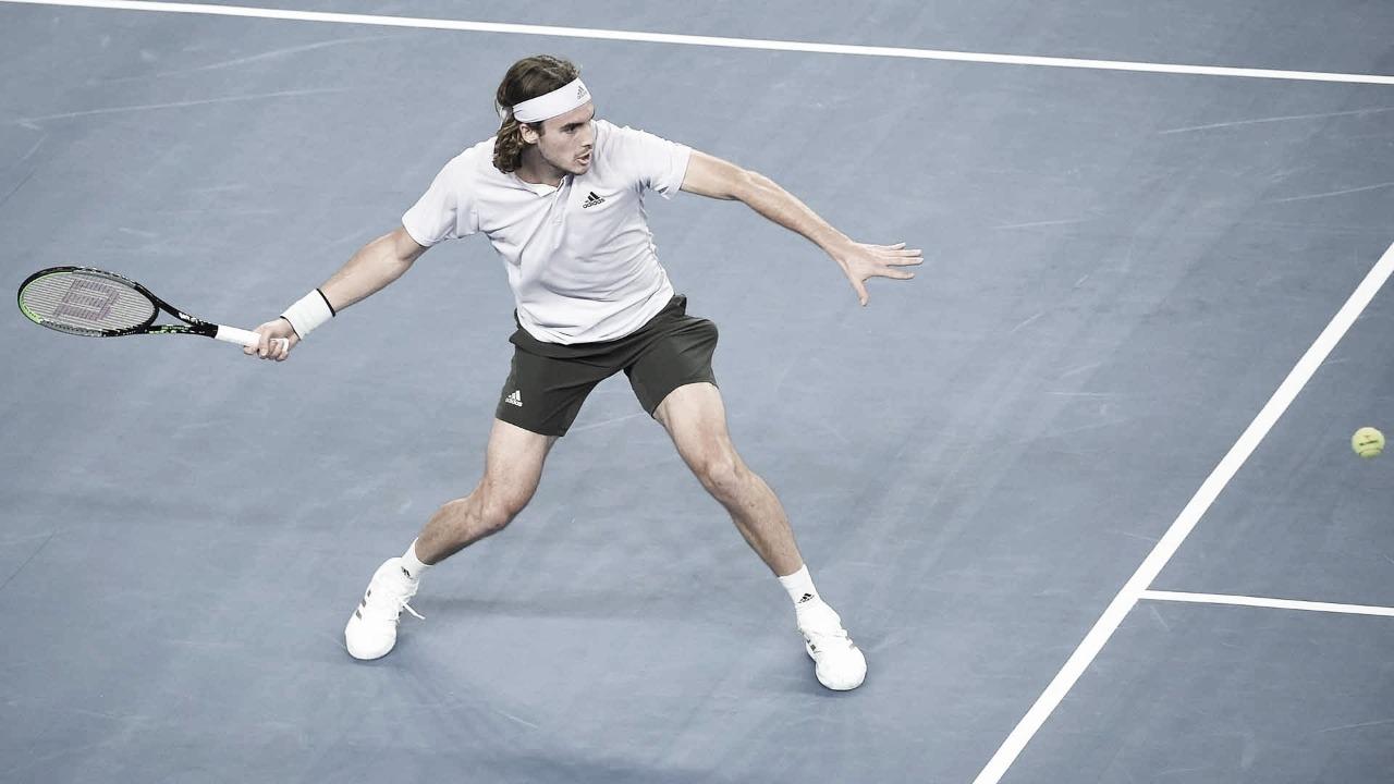 Atual campeão, Tsitsipas vence Bublik e volta à final do ATP 250 de Marseille
