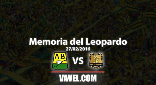 Memoria del 'leopardo': el primer partido ante Águilas Doradas en primera división