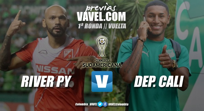 Previa River Plate (P) vs Deportivo Cali: lucha cerrada por la clasificación