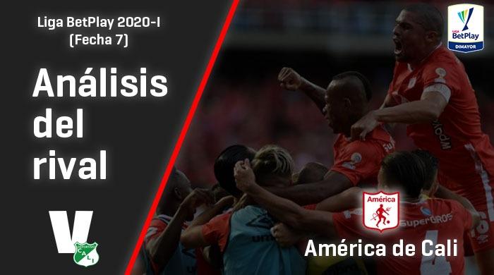 Deportivo Cali, análisis del rival: América de Cali