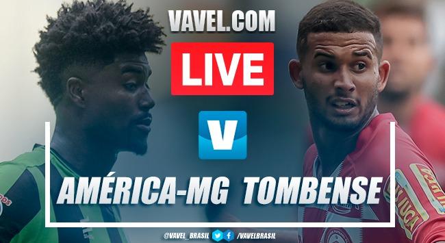 Gols e melhores momentos de América-MG 2 x 1 Tombense pelo Campeonato Mineiro 2020