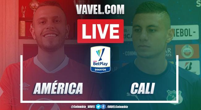 Resumen y goles: América 1-1 Deportivo Cali Liga BetPlay 2020-I