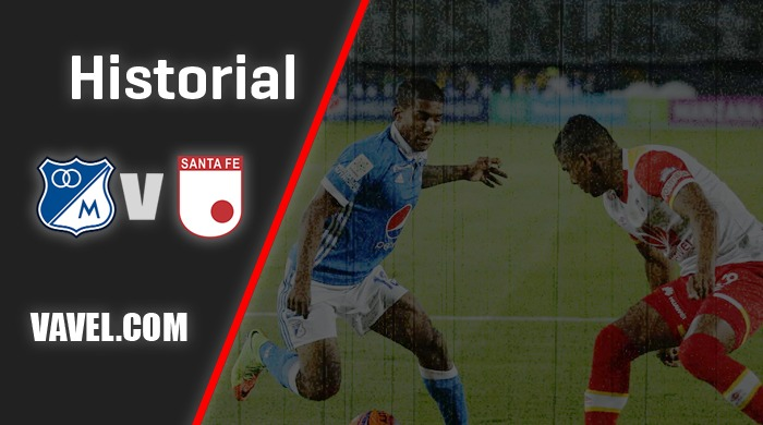 Historial Millonarios vs. Santa Fe: llega el clásico número 300