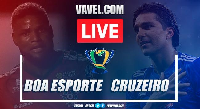 Gols e melhores momentos Boa Esporte 1 (4) x (5) 1 Cruzeiro pela Copa do Brasil