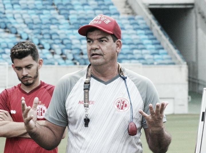 Moacir Júnior é o novo técnico do Treze