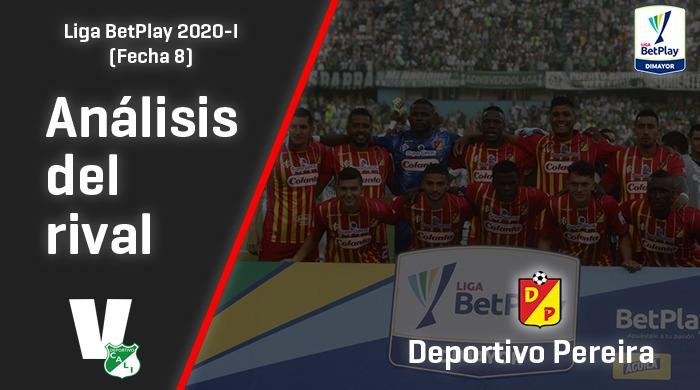Deportivo Cali, análisis del rival: Deportivo Pereira
