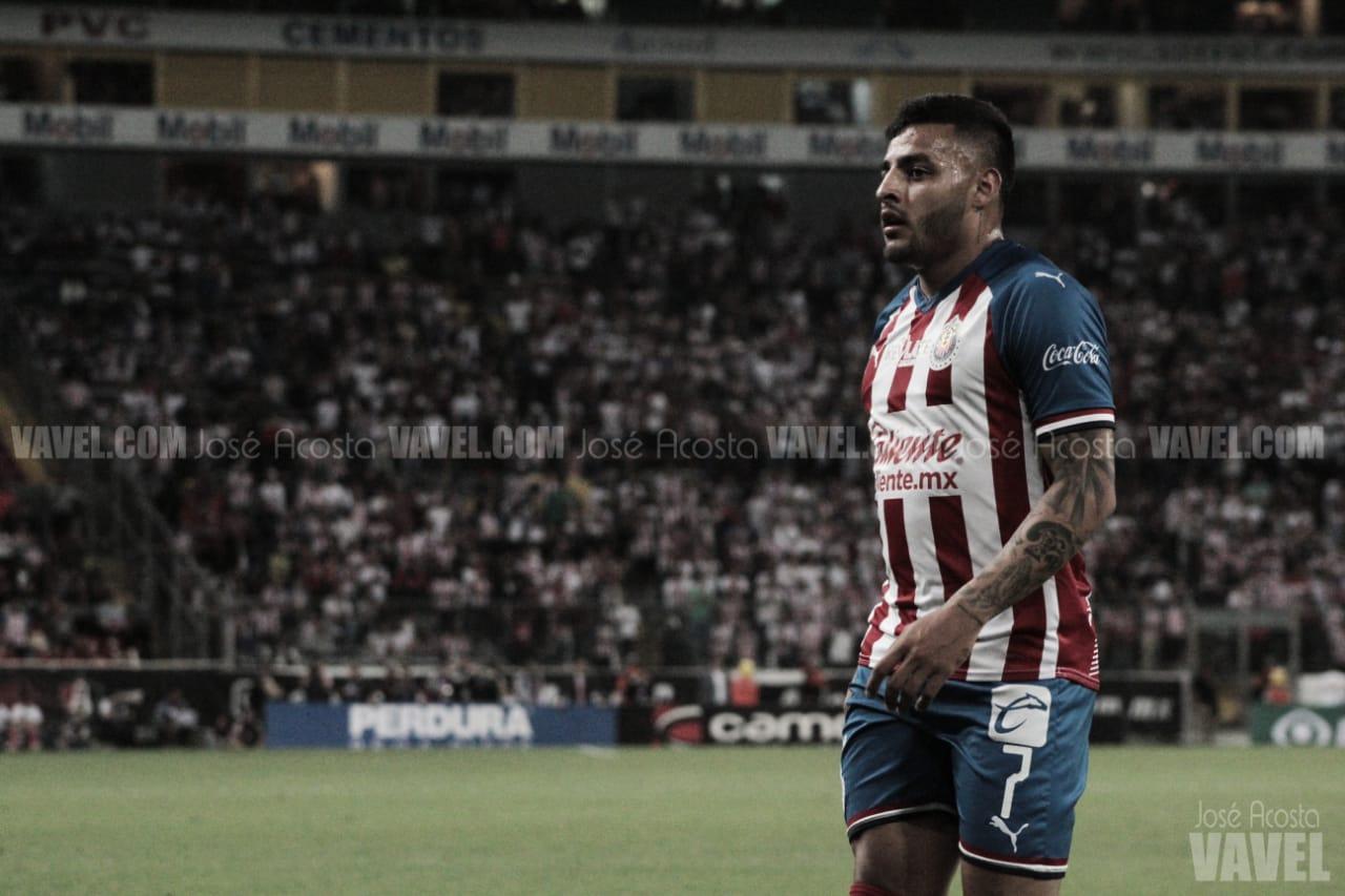 """Alexis Vega: """"No fue con intención de pegarle al rival"""""""