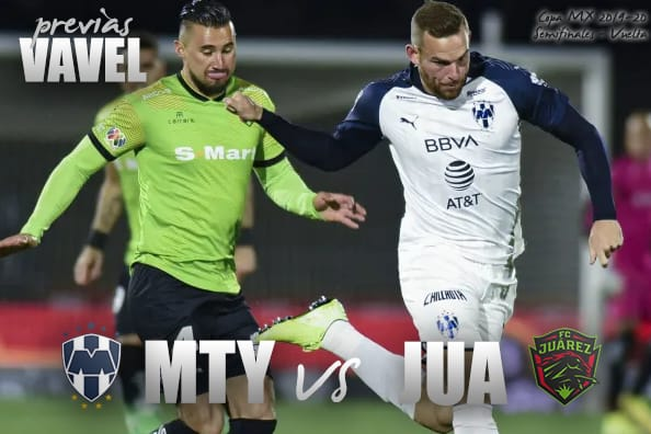 Rayados de Monterrey vs Juárez FC: A evitar un fracaso