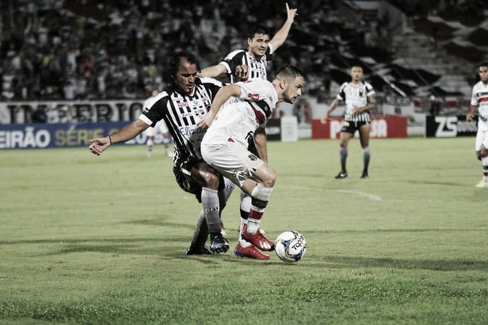 Santa Cruz e Botafogo-PB abrem sétima rodada da Copa do Nordeste