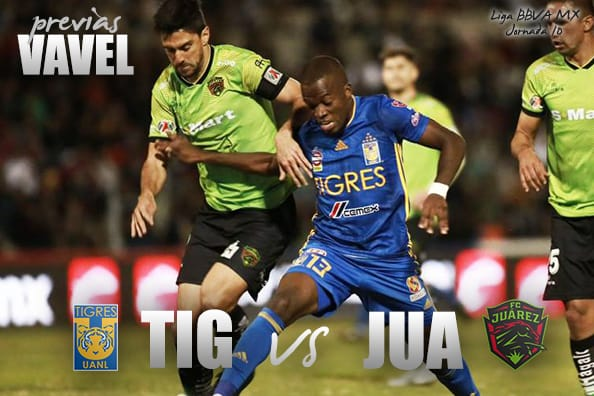 ¡Rugen en Volcán apagado!, Tigres vence 3-2 a Juárez