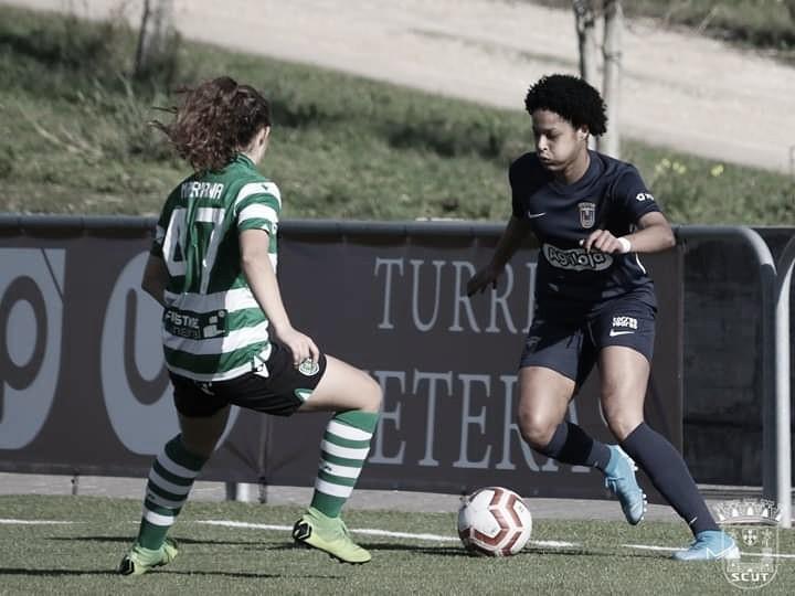 Exclusivo: Raíza Paraíba, jogadora do Torreense, relata crise do COVID-19 em Portugal