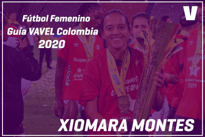 Guía VAVEL Fútbol Femenino: Xiomara Montes