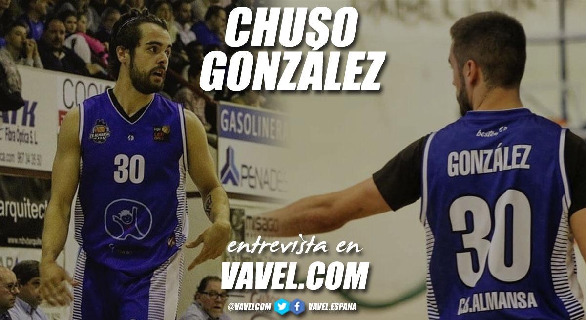 """Entrevista. Chuso González: """"Estaba preparado para afrontar el cambio"""""""