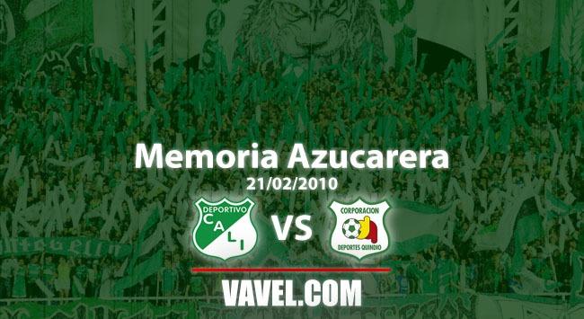 Memoria Azucarera: Primer partido oficial del Deportivo Cali en su estadio