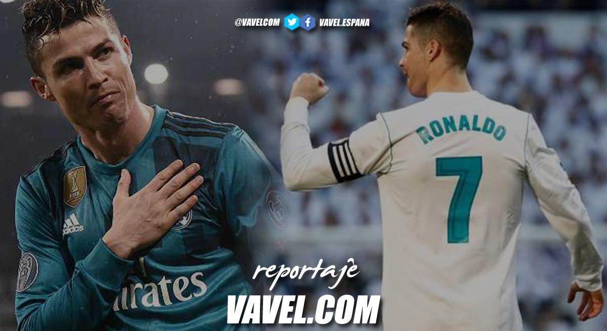 Las siete mejores exhibiciones de Cristiano Ronaldo en el Real Madrid