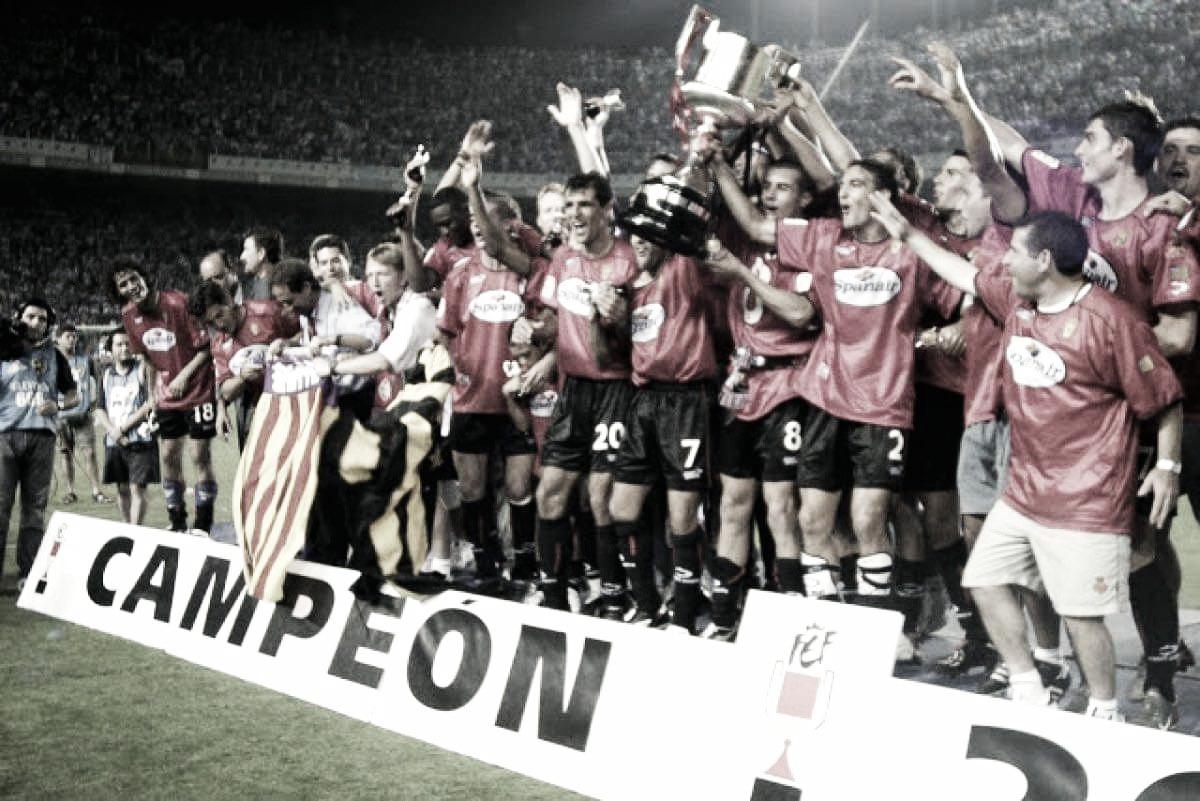 El día que el Mallorca ganó la Copa del Rey