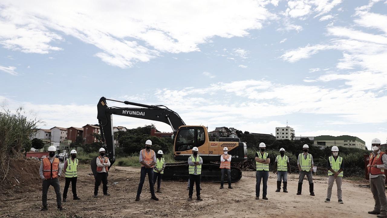 Casa nova à vista! Atlético-MG inicia obras da Arena MRV