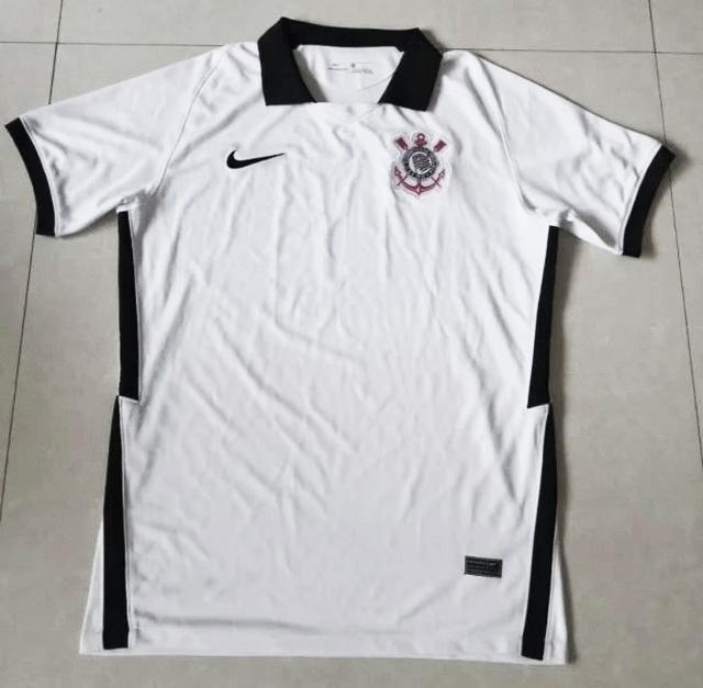 Corinthians já tem nova data para lançamento de uniforme