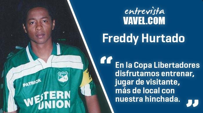 """Entrevista con Freddy Hurtado: """"Sigamos mandándole buena energía a nuestro equipo que nos va a dar muchas satisfacciones"""""""