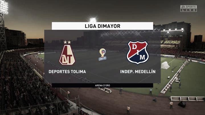 Primer triunfo del Independiente Medellín en la eLiga Dimayor