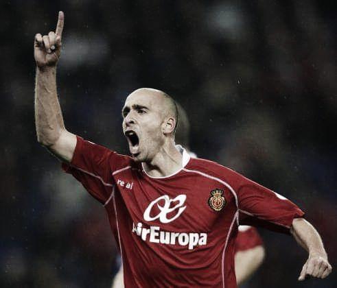 Borja Valero, un genio teñido de rojo