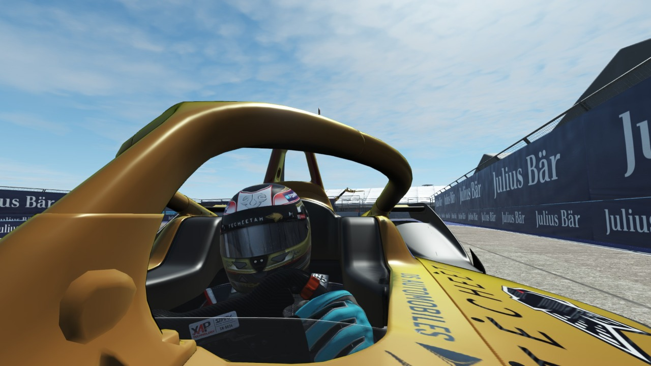 Nova York será palco da sexta etapa do Desafio Virtual da Fórmula E