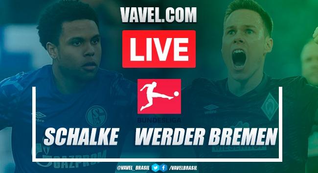 Assistir jogo Schalke 04 x Werder Bremen AO VIVO online pela Bundesliga 2019-20