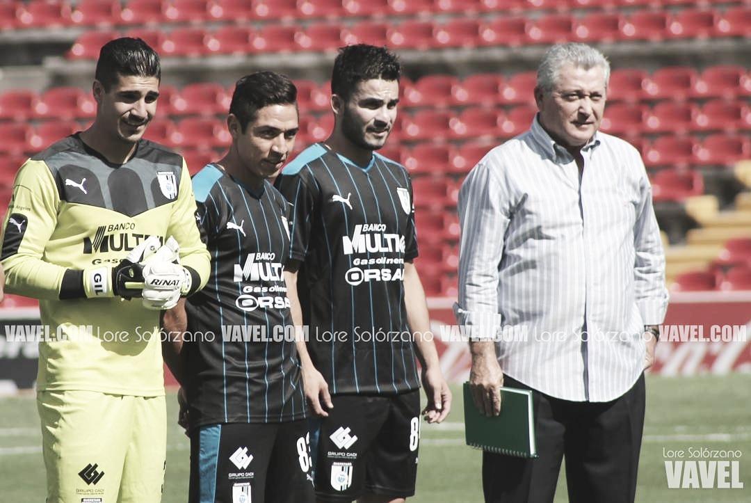 Vucetich deja el banquillo de Querétaro