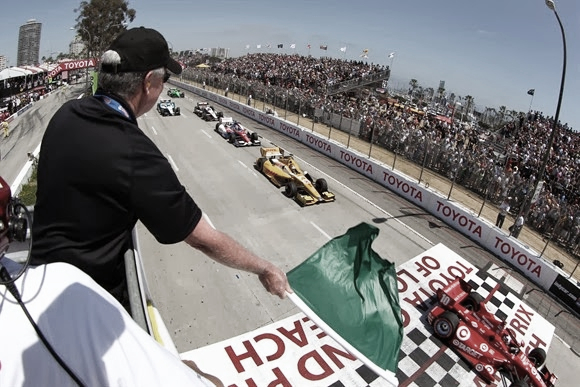Pista habilitada para el Indycar Series