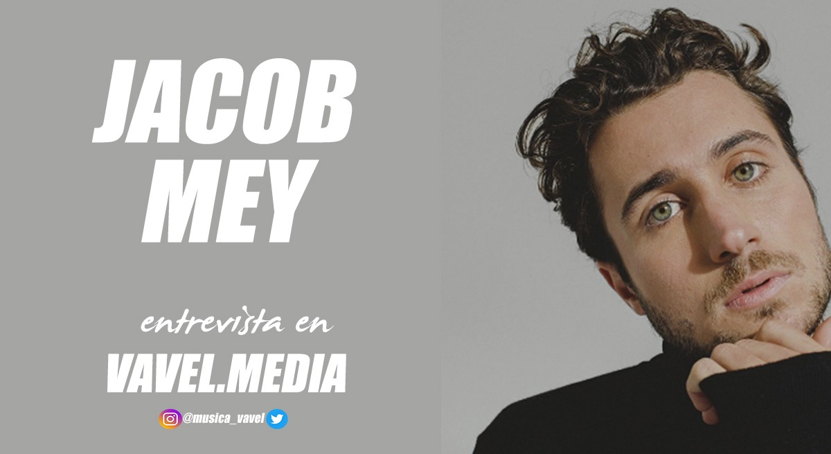 "Entrevista. Jacob Mey: ""Vas a poder escuchar desde temas más banales hasta hiperprofundos que te lleguen al corazón"""