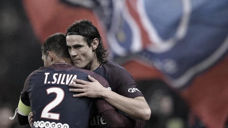 Diretor do Paris Saint-Germain, Leonardo confirma saídas de Thiago Silva e Cavani ao fim da temporada
